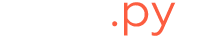 Р-КО.ру логотип белый